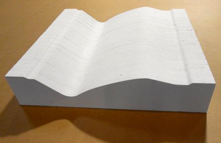 ceramic insulation material